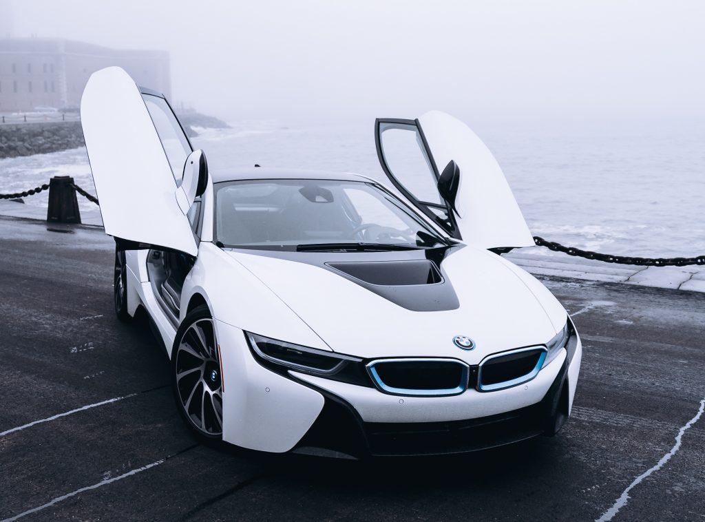 BMW i8 Car Rentals in Los-Angeles