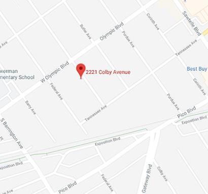 Black And White Car Rental Location Los Angeles California