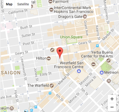 Black And White Car Rental Location San Francisco California