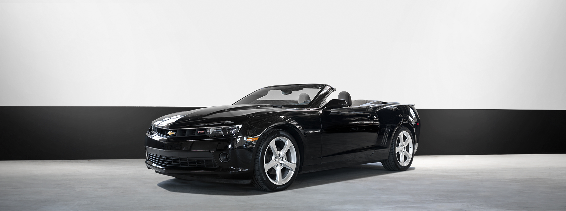 Rent a Chevrolet Camaro in Los Angeles