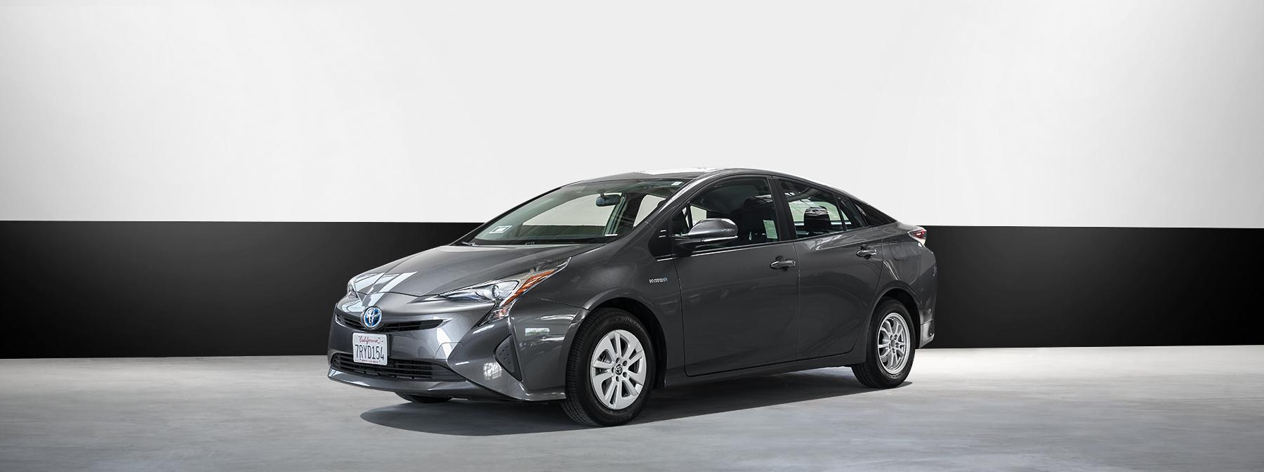 Prius Car Rental Lax