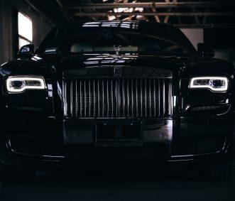 Rolls Royce Phantom Rental San Francisco