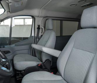 rent a ford transit 350 xlt in los angeles b w car rental. Black Bedroom Furniture Sets. Home Design Ideas