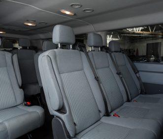 Rent A Ford Transit 350 Xlt In Los Angeles B Amp W Car Rental