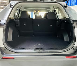 toyota rental trunk