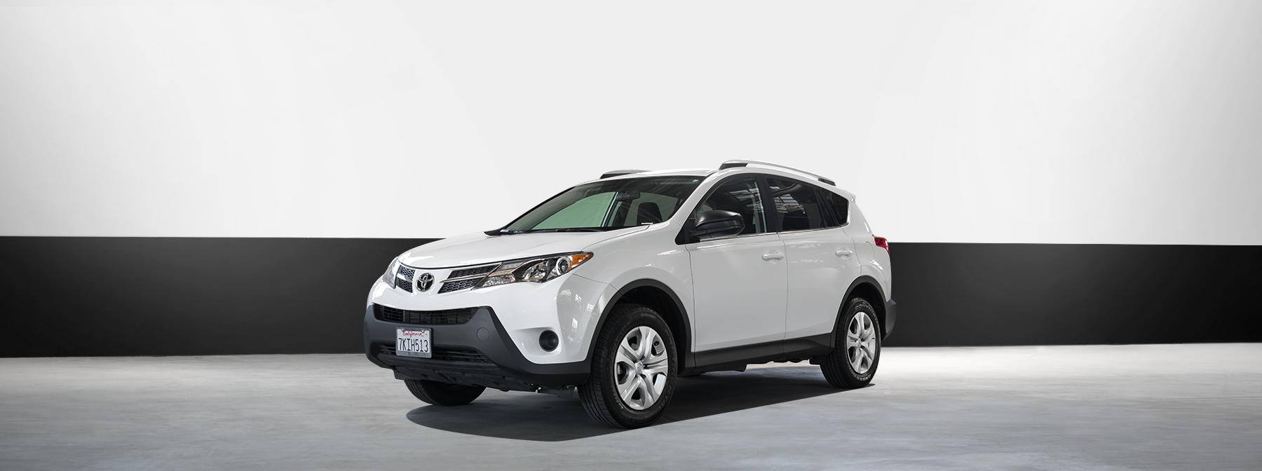 Rent a Toyota RAV4 in Los Angeles