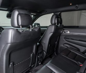Jeep Grand Cherokee in Los Angeles Back Seats