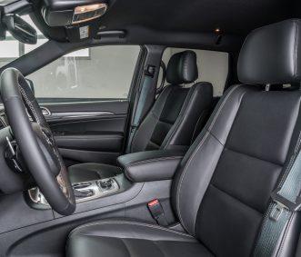 Jeep Grand Cherokee in Los Angeles Seats
