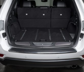 Jeep Grand Cherokee in Los Angeles Trunk