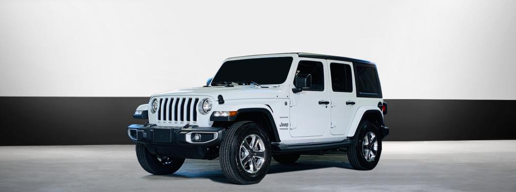 Jeep Wrangler 4x4 rental