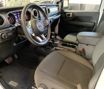 jeep wrangler rental sahara front row