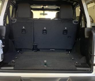 jeep wrangler rental sahara trunk