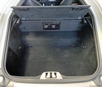 Ferrari exotic car rental 812 Superfast trunk