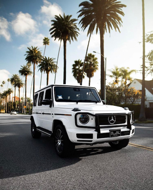 Mercedes Benz San Francisco >> Mercedes Benz G550 Rental In San Francisco Beverly Hills And Los