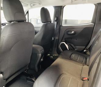 jeep rental back row