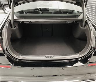 Mercedes exotic car Rental A220 trunk