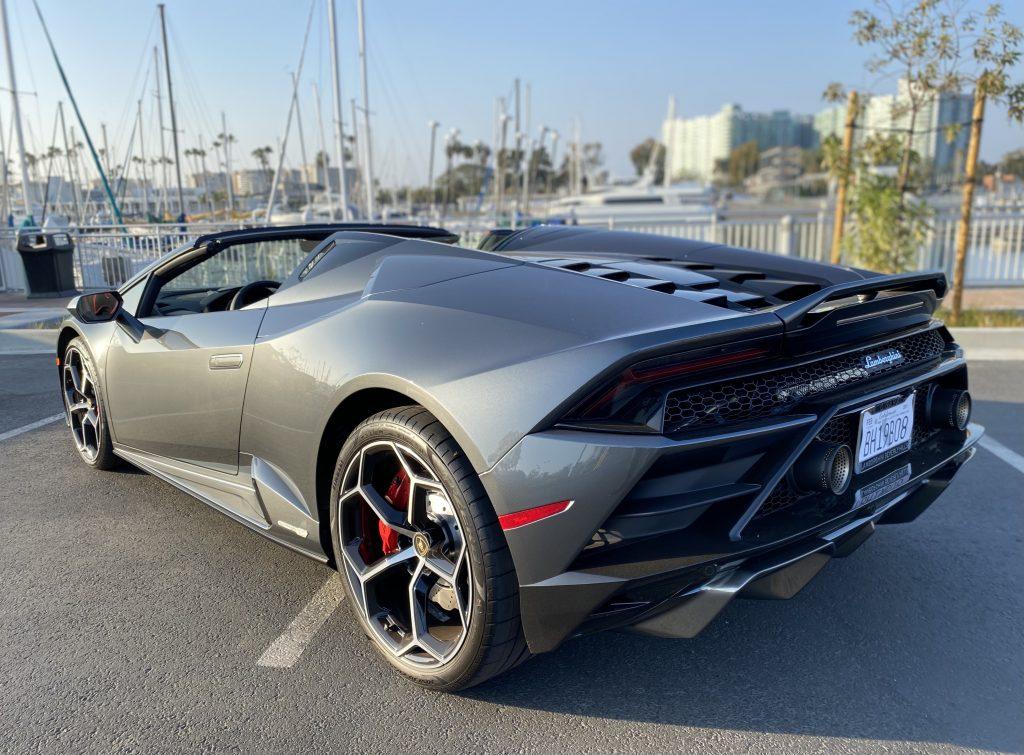 Lamborghini EVO Spyder