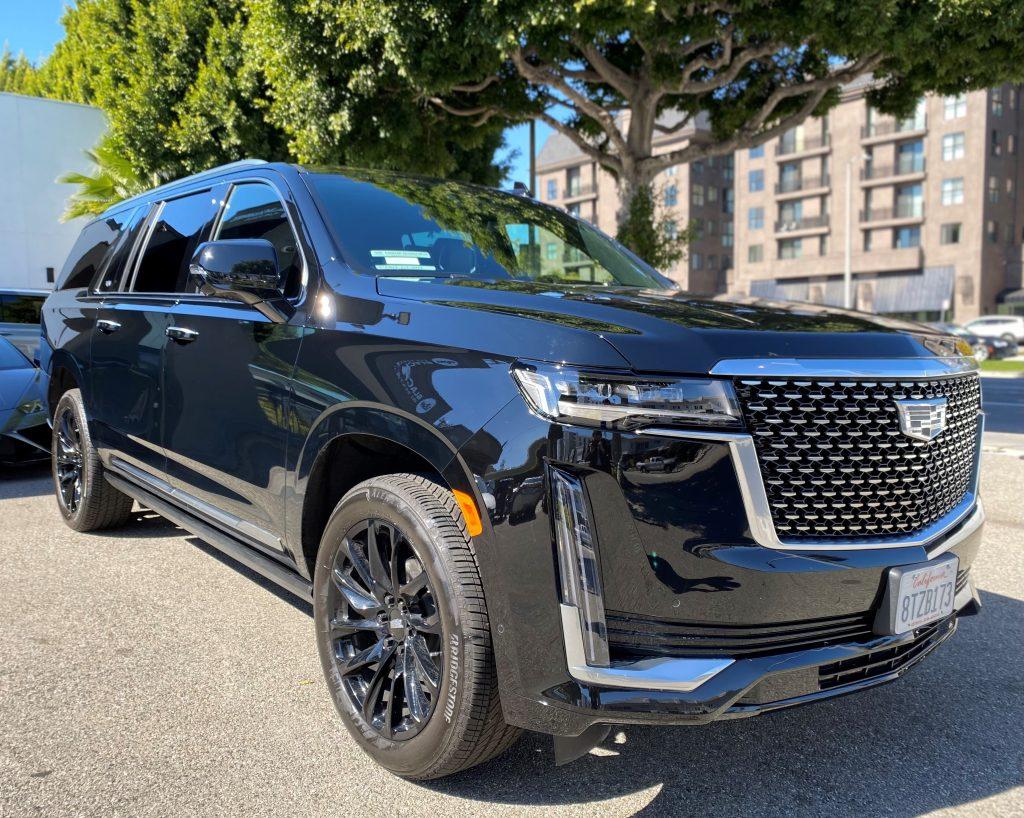 2021 Cadillac Escalade ESV 4x4 rental