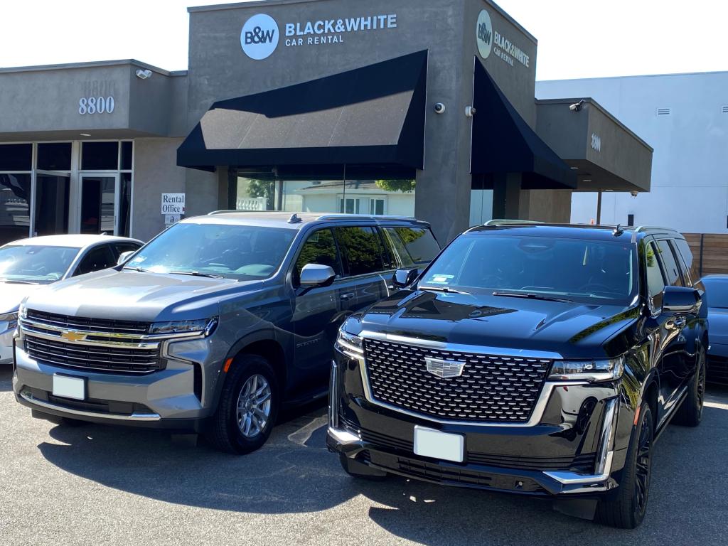 Cadillac Escalade ESV vs. Chevy Suburban
