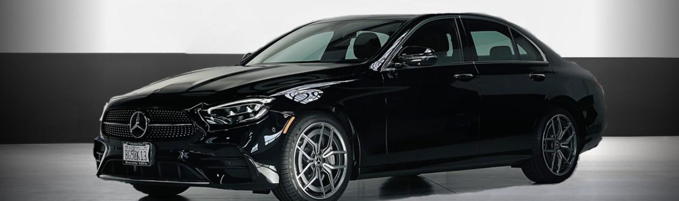 mercedes luxury car rental